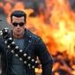 Terminator ver2 - plakat wymiar do wyboru: 42x29,7 cm