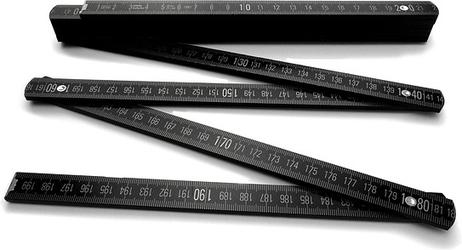 Miarka składana 200 cm cinqpoints