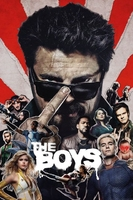 The boys sunburst - plakat