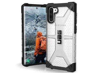 Etui uag urban armor gear plasma do samsung galaxy note 10 ice - przezroczysty