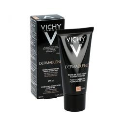 Vichy dermablend 45 gold podkład korygujący