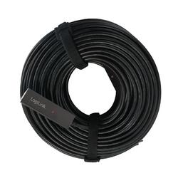 Logilink kabel repeater aktywny usb-c 2.0 długość 40m