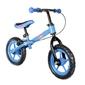 Hankskids safe niebieski rowerek biegowy z hamulcem + prezent 3d