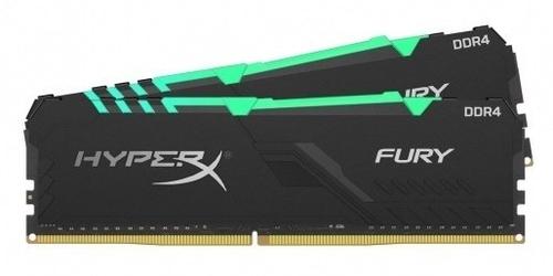 Hyperx pamięć ddr4 fury rgb 32gb3733 216gb cl19