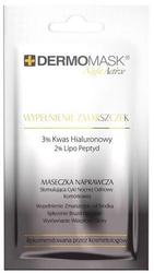 Dermomask night active wypełnienie zmarszczek 12ml x 1 saszetka