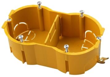 Puszka podtynkowa 4 mod m45 - szybka dostawa lub możliwość odbioru w 39 miastach