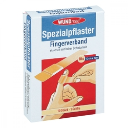 Fingerverband spezialpflaster 12x2cm