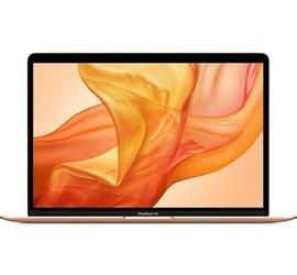 Apple macbook air 13: 1.6ghz dual-8th intelcorei516gb256gb - gold mvfn2zear1