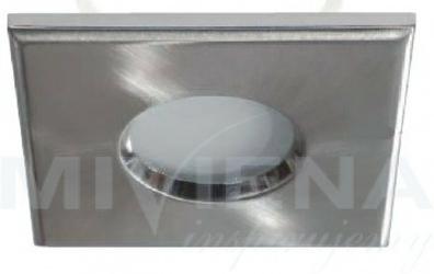 Scuba oczko kwadratowe aluminium ip54
