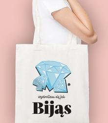 Bijąs torba na zakupy naturalna universal