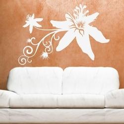 kwiaty 1194 szablon malarski