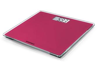 Elektroniczna waga łazienkowa style sense compact 200 różowa