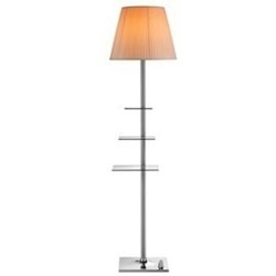 Flos :: lampa podłogowa biblotheque nationale fabric
