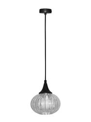 Lampa wisząca exeter 145mm czarny