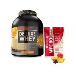 Activlab de luxe whey 2000 g de luxe whey wpc 80 standard 700 g najlepsze białka