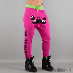 Spodnie so so happy - taco harem pant