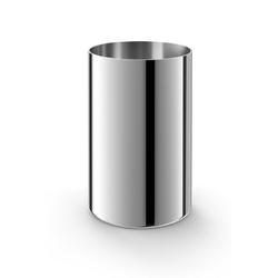 Zack - kubek łazienkowy cupa - stal nierdzewna polerowana