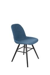 Zuiver krzesło albert kuip soft niebieskie 1100410