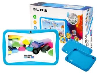 Tablet edukacyjny dla dzieci blow kidstab 7.4 niebieski