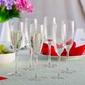 Kieliszki do szampana altom design diamond 180 ml, komplet 6 szt.