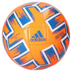Piłka nożna adidas uniforia club fp9705 pomarańczowo-niebieska roz. 5