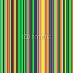 Obraz na płótnie canvas trzyczęściowy tryptyk streszczenie psychodeliczny żywe kolory pionowe linie tła.