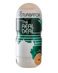 Masturbator the real deal pochwa   100 dyskrecji   bezpieczne zakupy