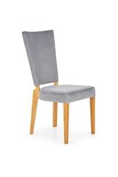 Krzesło do jadalni antek dąb miodowyszary