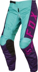 Spodnie crossowe fox lady 180 purplepink