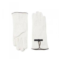 Art of polo bordeaux ecru rękawiczki