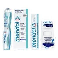 Zestaw meridol do higieny jamy ustnej