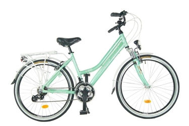 Rower ctb 26 r-land itaka rama aluminiowy miętowy