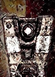 Legends of bedlam - claptrap, borderlands - plakat wymiar do wyboru: 40x50 cm