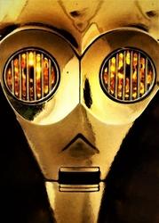 Face it star wars gwiezdne wojny - c-3po - plakat wymiar do wyboru: 50x70 cm