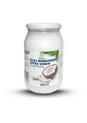 Olej kokosowy extra virgin 900ml