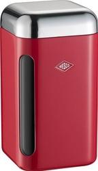 Pojemnik kuchenny z okienkiem 1,65 l wesco czerwony