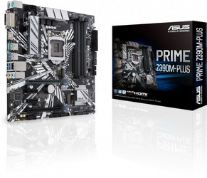 Asus Płyta główna PRIME Z390M-PLUS s1151 4DDR4 HDMIDVIM.2 uATX