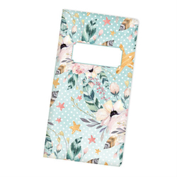 Notes Travel Journal Cute And Co. 11x21 cm