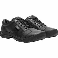 Buty miejskie męskie keen austin - czarny