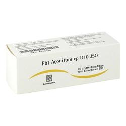 Jso jkh fiebermittel fb 1 aconitum cp d 10 gl.
