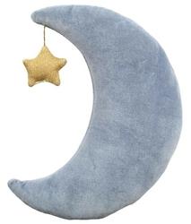 Poduszka welurowa meri meri - księżyc