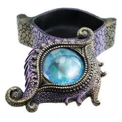 Smocze oko - szkatułka fioletowa