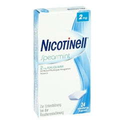Nicotinell spearmint 2 mg guma do żucia