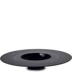 Talerz głęboki, czarna porcelana, 30 cm sphere revol rv-653443-4