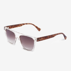 Okulary hawkers crystal champagne brown gradient one lifestyle flat top - one lifestyle flat top