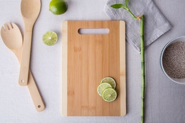 Deska do krojenia bambusowa altom design organic 25 x 21 x 1 cm
