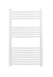 Grzejnik łazienkowy york - wykończenie zaokrąglone, 600x1000, białyral