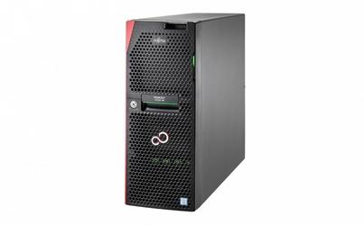 Fujitsu Serwer TX1330M4 E-2124 1x8GB NOHDD 2x1Gb 1xPSU DVD-RW 1YOS              LKN:T1334S0003PL