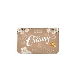 Naturalna creamy soap pielęgnacyjne mydło w kostce do rąk i ciała 100g