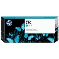 Tusz Oryginalny HP 730 P2V68A Błękitny - DARMOWA DOSTAWA w 24h